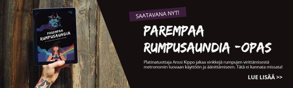 Parempaa rumpusaundia - Astia-studion opas rumpaleille ja äänittäjille
