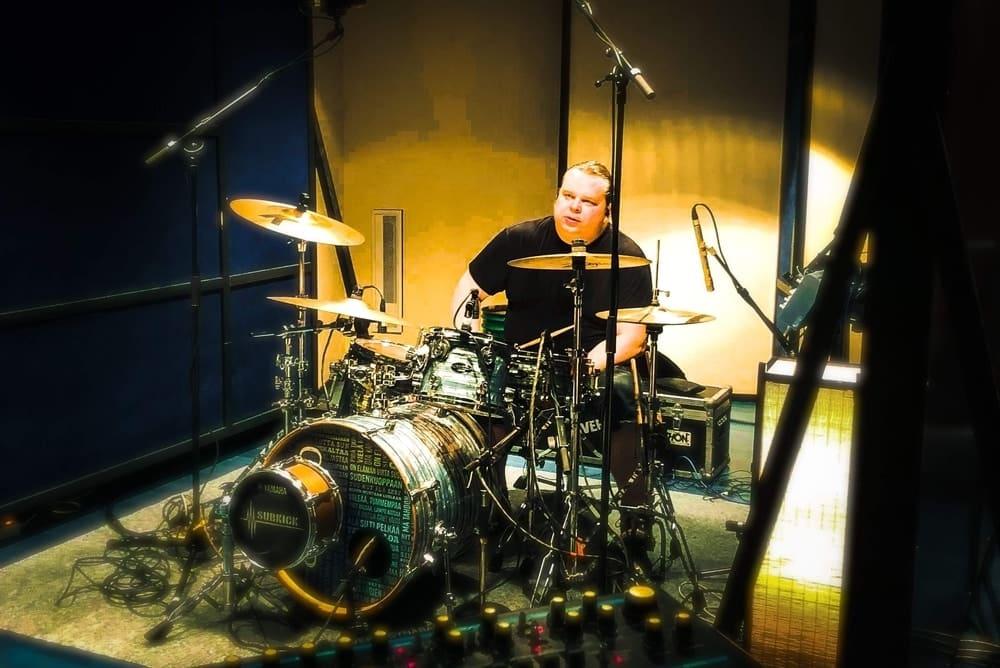 Tero Kaihola in Astia-studio A