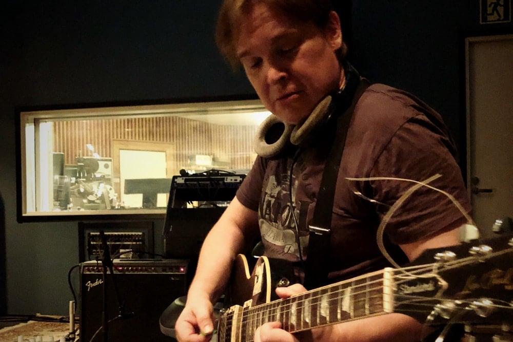 Matti Hovi in Astia-studio A