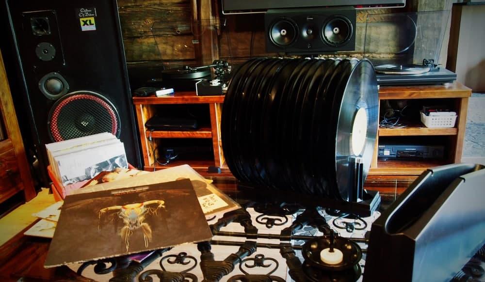 Disco-Antistat vinyl washing kit