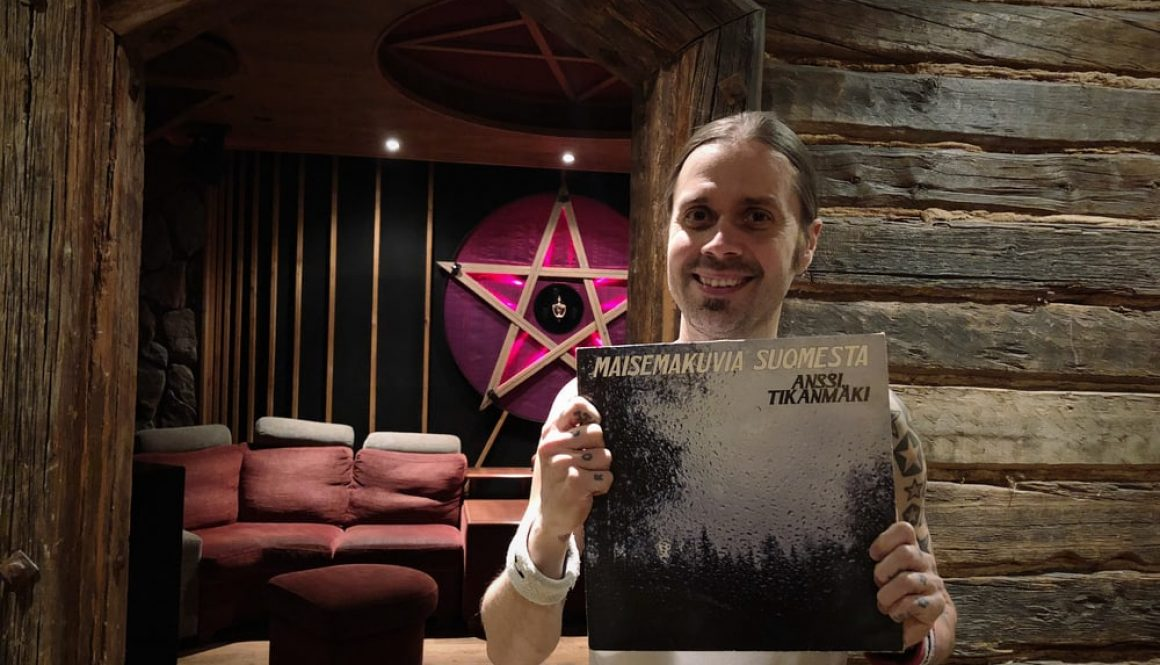Anssi Kippo with Anssi Tikanmäki Maisemakuvia Suomesta vinyl