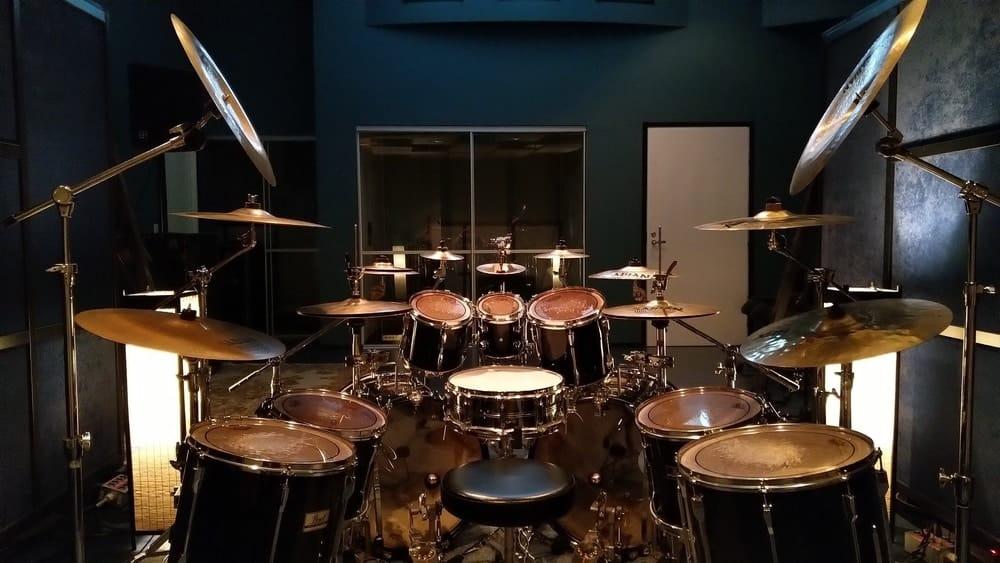 Drumset of Toni Paananen