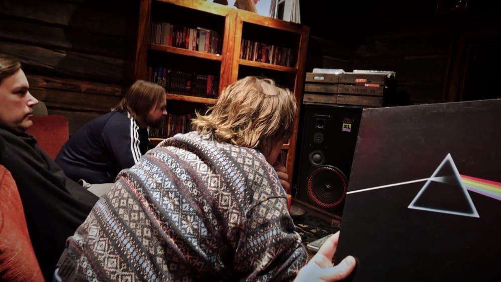 Music delivers goosebumps - Matti Hovi