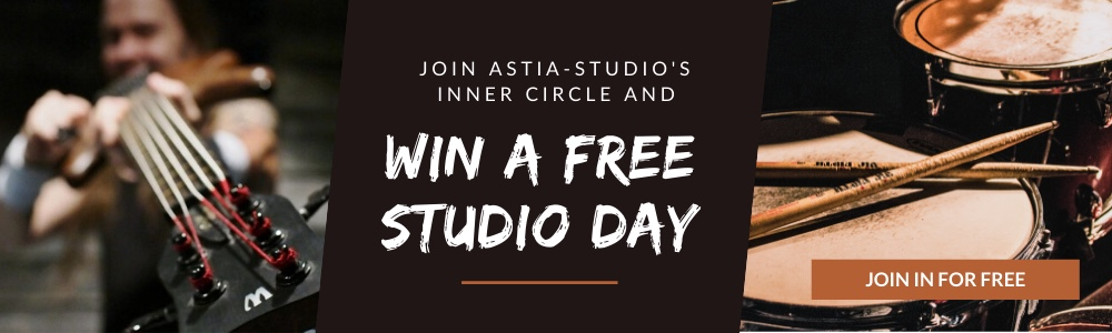 Win a free studio day