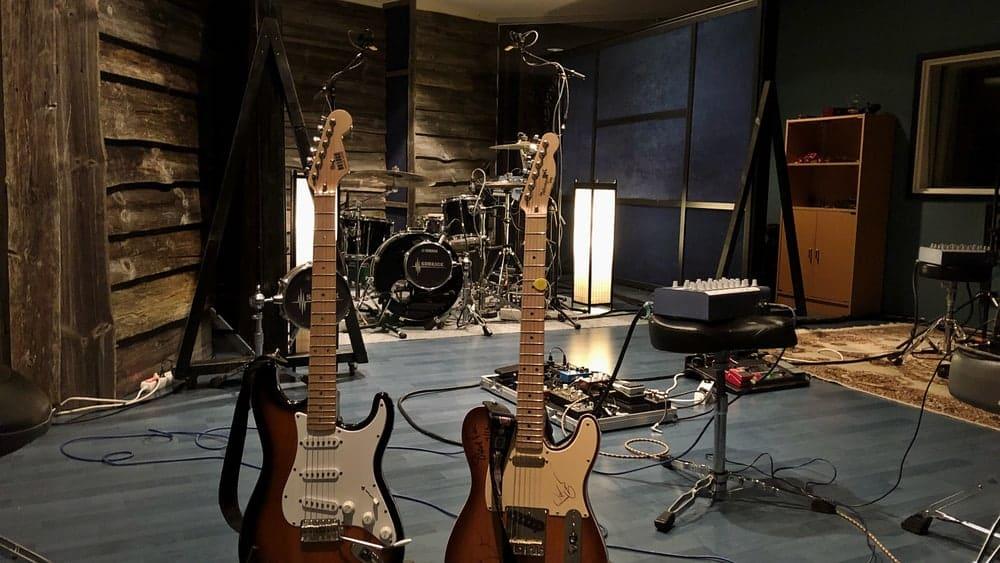 Case study Erävesi - kitarat