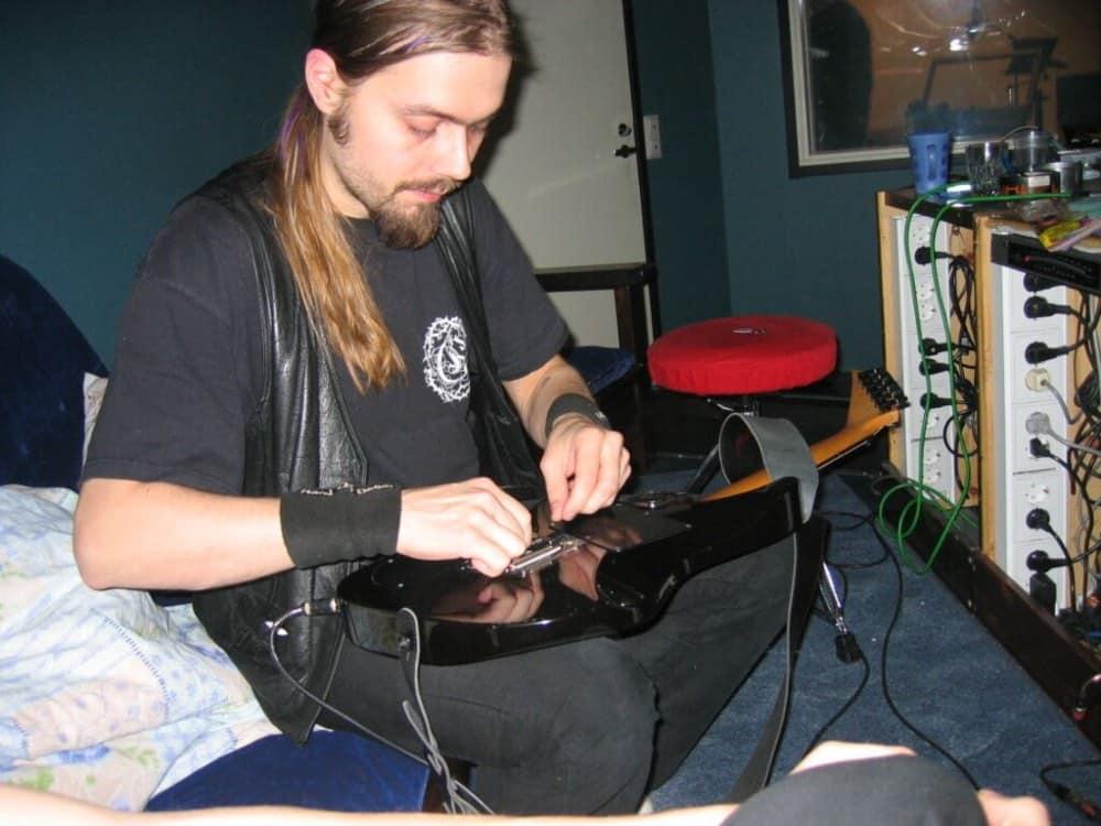 Koetko kitaran virittämisen haasteelliseksi - Anssi Kippo 2