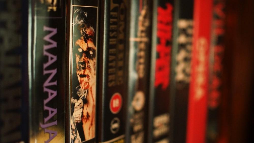 VHS –Horrormovies