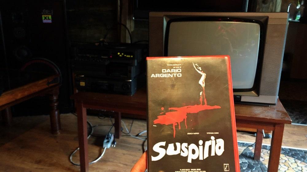 VHS –Suspiria