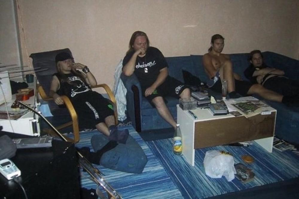 Tämä äänitysvinkki olisi auttanut Children Of Bodom -yhtyeen jäseniä Astia-studiolla