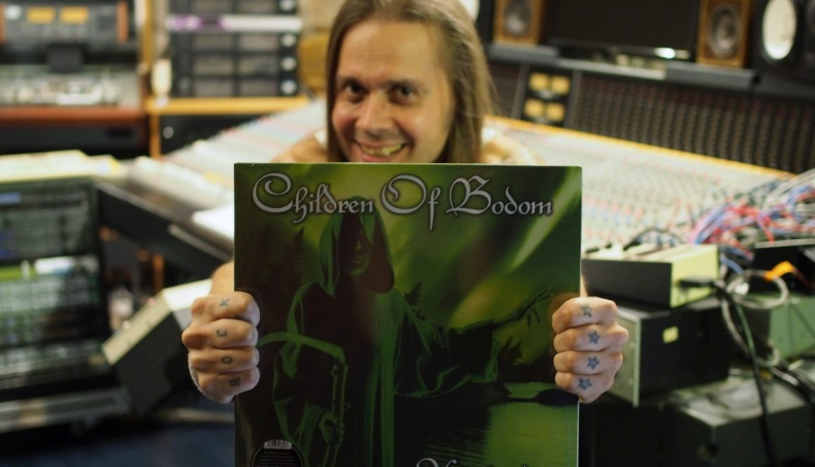 4 interesting facts that you haven't heard before about Children Of Bodom's Hatebreeder album